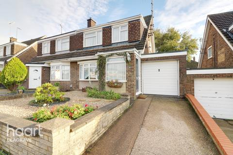 3 bedroom semi-detached house for sale - Boxted Close, Luton