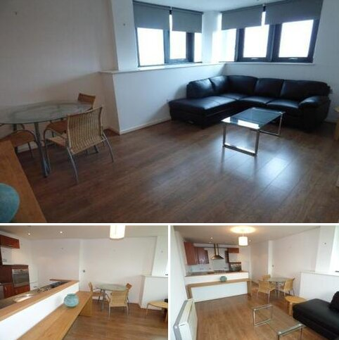 2 bedroom apartment to rent - City South, City Road East, Manchester, M15 4QD