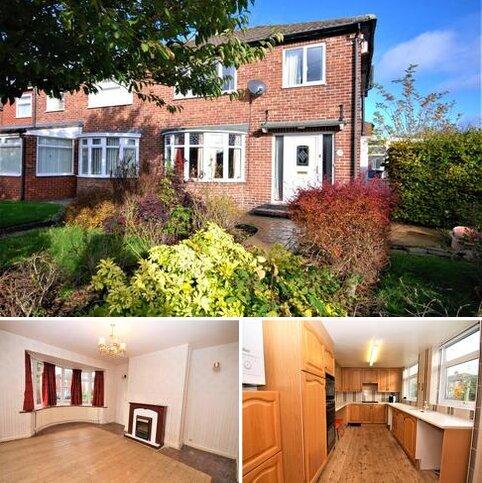 3 bedroom semi-detached house for sale - Queensway, Gosforth