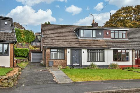 3 bedroom semi-detached house for sale - Alpine Drive, Wardle, OL12 9NY