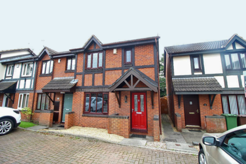 3 bedroom terraced house for sale - The Moorings, Lydiate