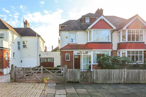 5 bedroom semi-detached house for sale - Wish Road, Hove, East Sussex, BN3