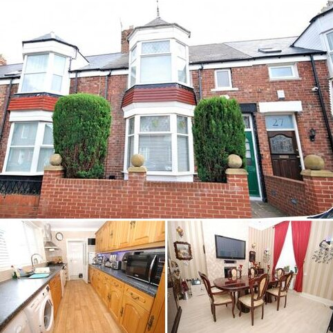3 bedroom terraced house for sale - Cleveland Road, High Barnes