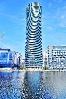 2 bedroom apartment to rent - Arena Tower, Crossharbour Plaza, Canary Wharf E14