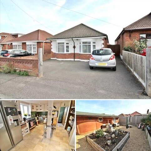 2 bedroom detached bungalow for sale - Acton Road, Wallisdown, Bournemouth