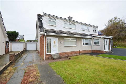 3 bedroom semi-detached house for sale - Asquith Place, Mossend, Bellshill