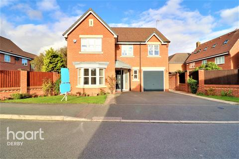 5 bedroom detached house for sale - Nettleton Close, Heatherton Village