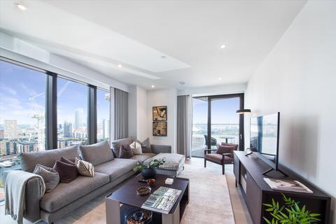2 bedroom flat to rent - George Street, Canary Wharf, London, E14