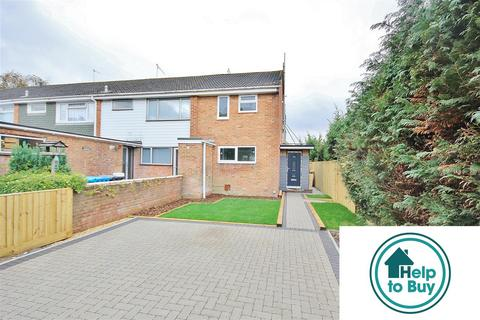 2 bedroom end of terrace house for sale - Collwood Close, Oakdale, Poole