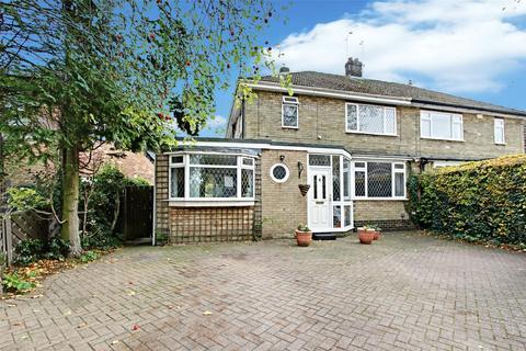 3 bedroom semi-detached house - The Vale, Kirk Ella, Hull, HU10