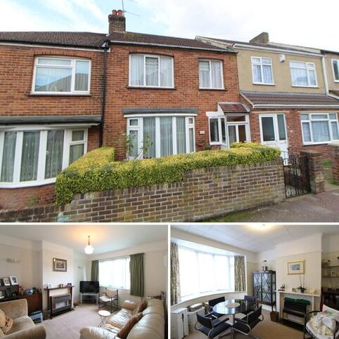 3 bedroom terraced house for sale - Rochester Street, Chatham, ME4