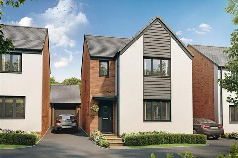 3 bedroom detached house for sale - Plot 745, The Hatfield at St Edeyrns Village, The Foxborough, Church Road, Old St. Mellons CF3