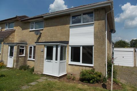 2 bedroom end of terrace house to rent - Stratton Heights, Cirencester  GL7