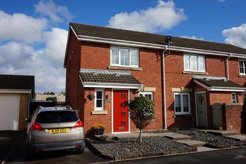 2 bedroom end of terrace house for sale - Cwm Felin, Blackmill, Bridgend, Bridgend County. CF35 6EJ
