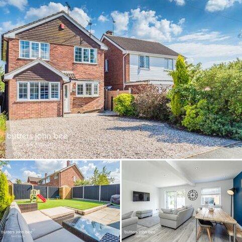 4 bedroom detached house for sale - Nesfield Drive, Sandbach