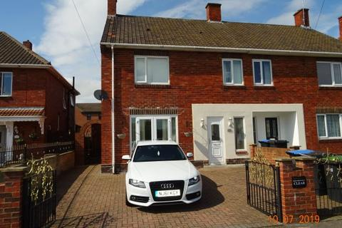 3 bedroom semi-detached house to rent - MIDDLEWOOD AVEUNE, ST HELENS, BISHOP AUCKLAND