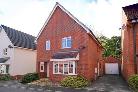 4 bedroom house to rent - Blyth Wood Avenue, Costessey, NR8