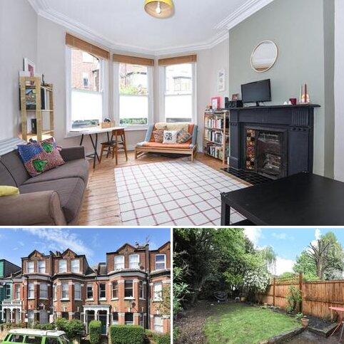 2 bedroom flat for sale - Hampden Road, Harringay