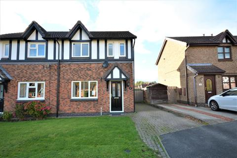 3 bedroom semi-detached house for sale - Malvern Way, Newton Aycliffe, DL5 7PR