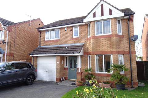 4 bedroom detached house for sale - PARC YR BERLLAN, PORTHCAWL, CF36 5HX