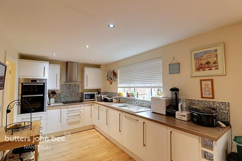 3 bedroom detached house for sale - Mytton Drive, Nantwich