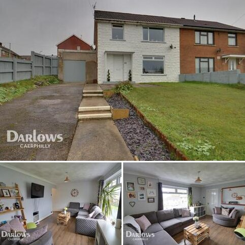 3 bedroom semi-detached house for sale - Heol Tir Bach, Caerphilly