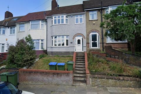 3 bedroom terraced house to rent - Moordown, Shooters Hill, London, SE18