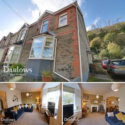3 bedroom end of terrace house for sale - Tyn Y Graig Road, Caerphilly