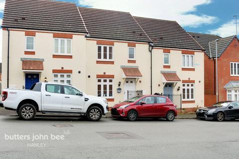 3 bedroom townhouse - Burtree Drive, Stoke-On-Trent, ST6 8GZ