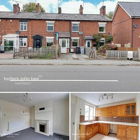 2 bedroom terraced house for sale - Crewe Road, Nantwich
