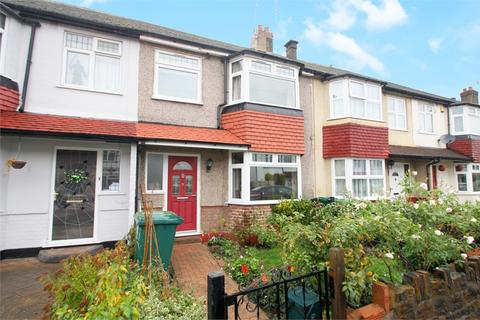 3 bedroom terraced house for sale - Stainash Crescent, STAINES-UPON-THAMES, Surrey