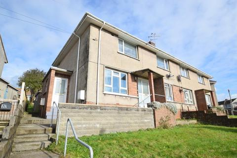 2 bedroom flat for sale - 19A Heol Tegfryn, Pyle, Bridgend, Bridgend County Borough, CF33 6LN