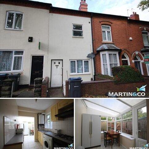 3 bedroom terraced house to rent - Lottie Road, Selly Oak, B29