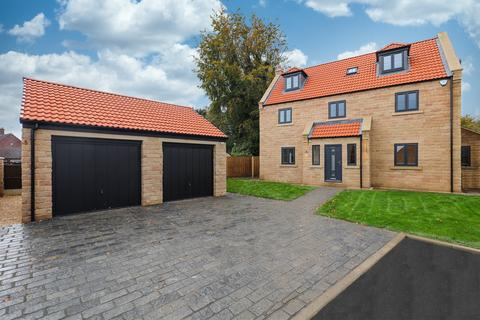 5 bedroom detached house for sale - Plots 1-3 Old Coach Road, Wales, S26