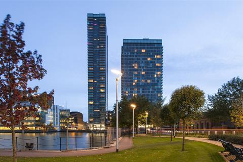 1 bedroom flat to rent - Landmark West Tower, 22 Marsh Wall, London