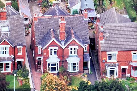3 bedroom semi-detached house for sale - Burton Road, Ashby-de-la-Zouch