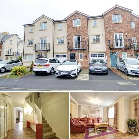 4 bedroom terraced house for sale - Faraday Court, Nevilles Cross, Durham, DH1