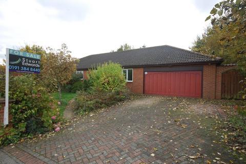 5 bedroom detached bungalow for sale - Braunespath Estate, New Brancepeth