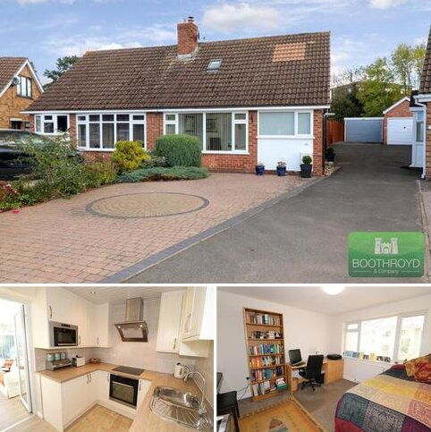 2 bedroom semi-detached bungalow for sale - Offa Drive, Kenilworth