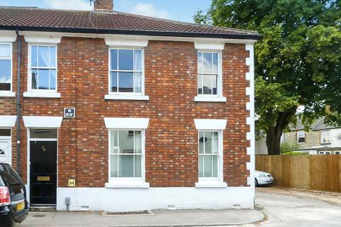3 bedroom end of terrace house for sale - North Street, Old Town, Swindon, Wiltshire, SN1