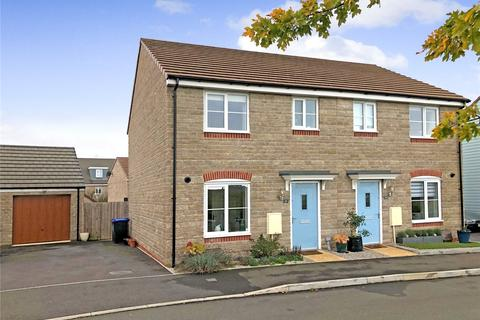 3 bedroom semi-detached house for sale - Moses Mead, Purton, Wiltshire, SN5