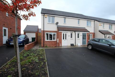 3 bedroom semi-detached house for sale - 31 Perrins Gardens