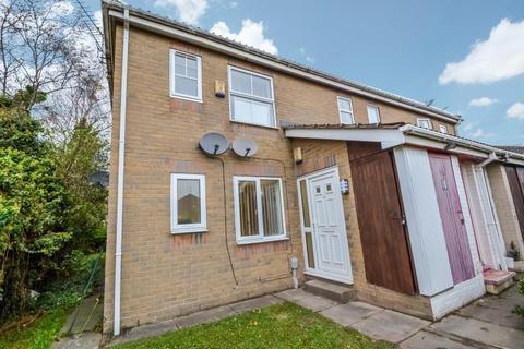 Studio to rent - Broadley Close, Bannister Drive, Hull, HU9 1EL