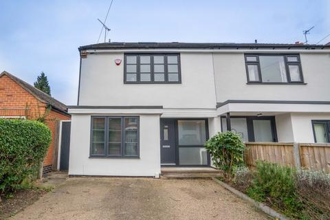 3 bedroom semi-detached house for sale - Central Avenue, Clarendon Park, Leicester