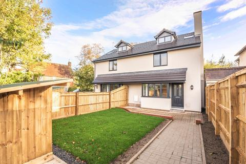 3 bedroom semi-detached house for sale - Davenant Road, Oxford