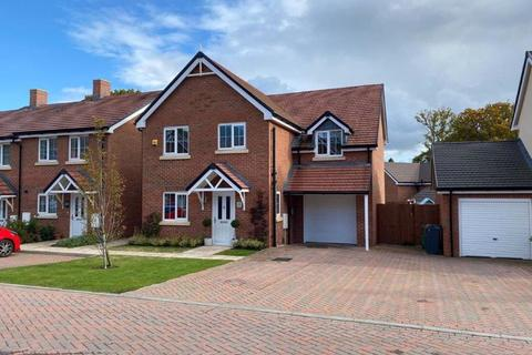 4 bedroom detached house for sale - Hellyar Rise, Hedge End, Southampton