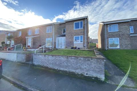 3 bedroom semi-detached house for sale - Heol Tyn Y Fron, Penparcau, Aberystwyth