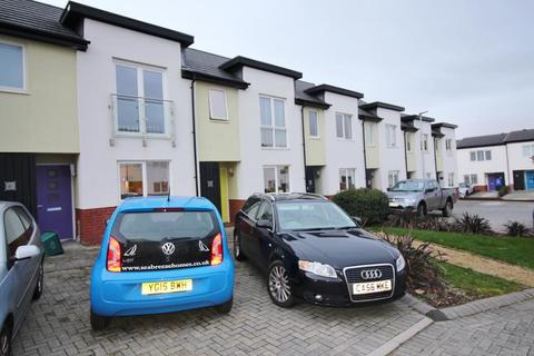 3 bedroom terraced house for sale - Wain Close, Penarth Heights, Penarth, CF64 1TJ