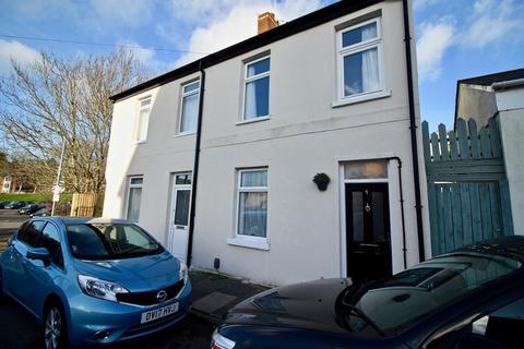 2 bedroom semi-detached house for sale - Little Dock Street, Cogan, CF64 2JT