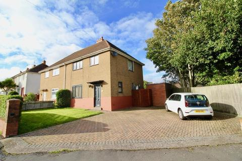 3 bedroom semi-detached house for sale - Shakespeare Avenue, Penarth, CF64 2RX